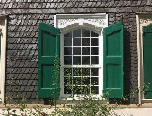 Fensterrestaurierung Haus Harkorten